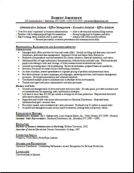 receptionist resume templates free resume free resumes