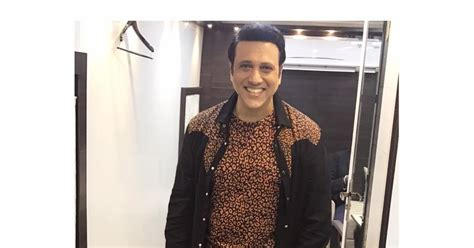 biography of hindi film actors govinda age actor biography family govinda house home