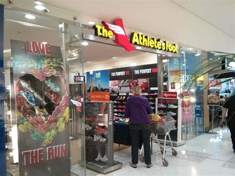 athlete shoe store the athlete s foot in airport west melbourne vic shoe