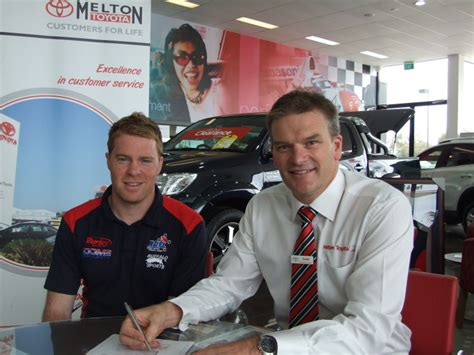 Harrison Hyundai Melton Melton Toyota Renew As Rdfnl Naming Rights Partner