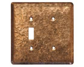 copper light switch covers switch plates craft of the day make this decoupaged light