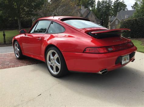 Porsche 911 4s For Sale Usa by Buy Used 1996 Porsche 911 911993 4s In Tarrytown