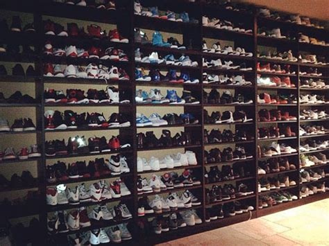 Michael Shoe Closet by Stephen Jackson S Air Collection Sneakernews
