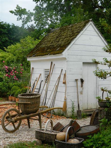 images  garden sheds  pinterest gardens