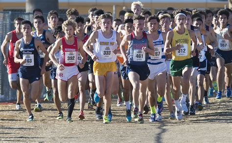 cif southern section cross country cif ss cross country finals boys and girls top finishers