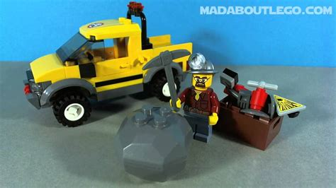 lego city jeep lego city mining 4x4 jeep 4200