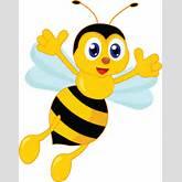 Cartoon bumble bee clip art clipart clipartwiz 3 clipartix