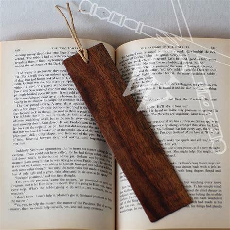 wand wood bookmark walnut gipsonwands  store