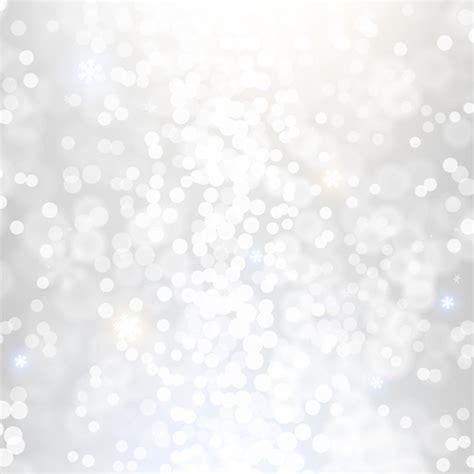 White Light Dot With Blurs Christmas Background Vector 04 White Lights Background