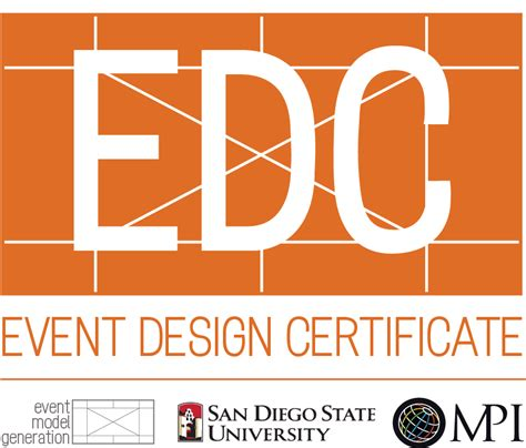 Event Design Certification | certificate in event design event model generationevent