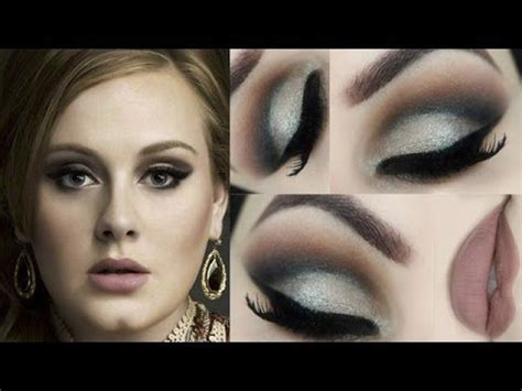 tutorial eyeliner adele adele makeup tutorial mugeek vidalondon