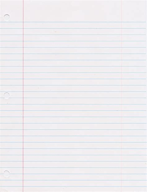 Make Lined Paper - pin lined paper x on