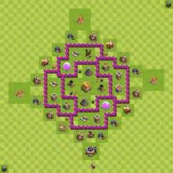 6 map town hall level 6