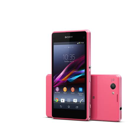 Sony Xperia Z1 Compact sony announces xperia z1 compact
