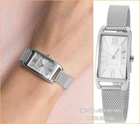 Promo Jam Tangan Wanita Fossil New Model Esprit Grosir Tanggal Tali promo jam tangan original esprit es107112007 toko jam