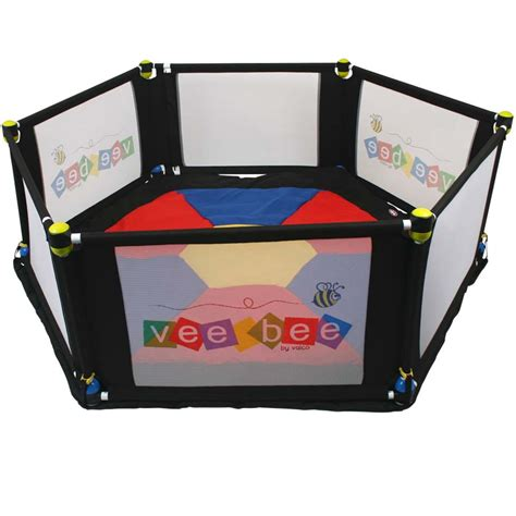 play yard valco 6 sided play yard toys quot r quot us australia official site toys outdoor