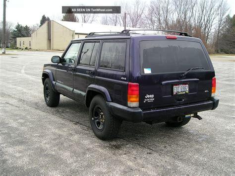 Jeep Sport 1999 1999 Jeep Se Sport Utility 4 Door 4 0l