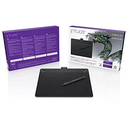 Wacom Intuos 3d Brush Cth 690 Tablet Pen wacom intuos 3d pen tablet medium cth 690 black jakartanotebook