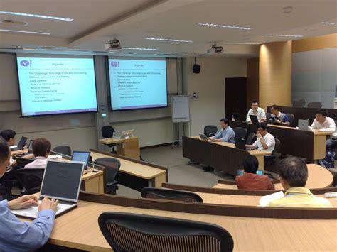 Executive Mba Smu Singapore by Attending Class At Smu Zit Seng S