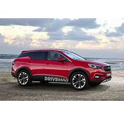 A Preview Of The Upcoming 2017 Opel/Vauxhall Grandland X