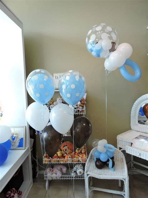 Baby Shower Balloon Bouquet by Baby Shower Balloons In Northwest Indiana Nwiballoons
