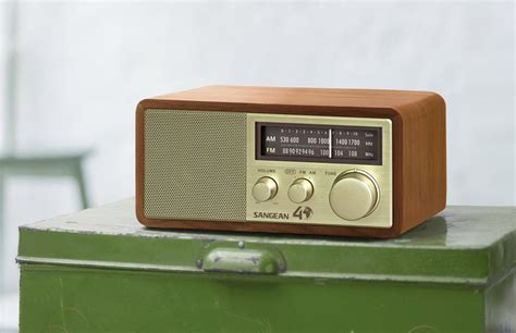 Sangean Wr 11se Am Fm Table Top Radio 40th Anniversary Desk Radio With Reception