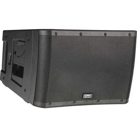 Speaker Aktif Line Array qsc kla12 powered line array loudspeaker kla12bk kla 12 quot active speaker system ebay