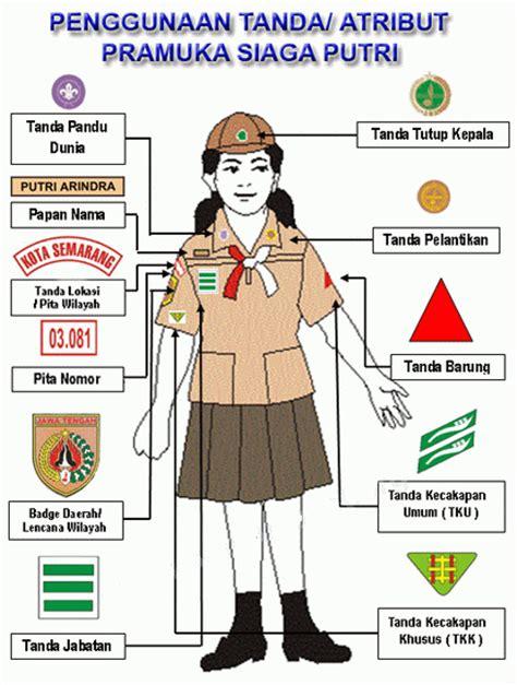 Seragam Pramuka Untuk Guru seragam siaga dan atributnya sdn banjaragung kajoran