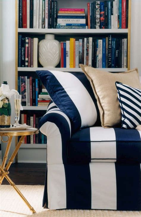 blue and white striped sofa 52 best images about blue white on pinterest