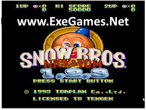 snow bros game for pc free download full version snow bros 1 2 3 pc game collection free download full