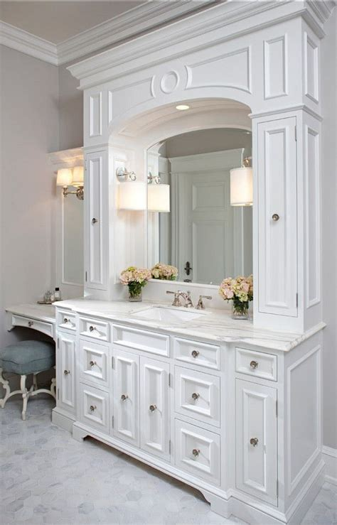 white bathroom cabinet ideas best white bathroom cabinets ideas on pinterest master