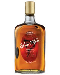 Elmer t lee single barrel kentucky straight bourbon 750ml dan