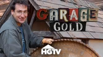 garage gold tv on play