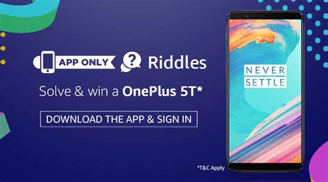 amazon quiz oneplus 5t all answers oneplus 5t quiz answers win oneplus 5t