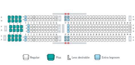 boeing 767 floor plan seat maps seat selection travel info westjet com