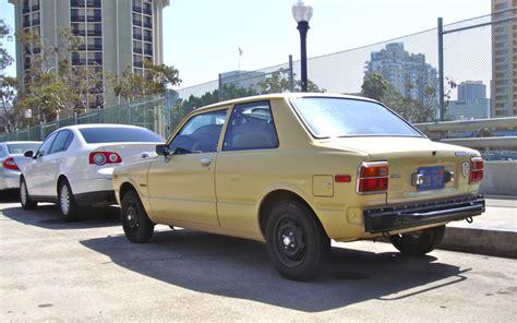 1980 Toyota Tercel The Peep 1980 Toyota Tercel
