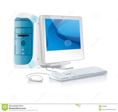 wallpaper personal computer white desktop pc stock photo image 3199880