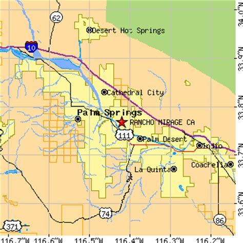 california map rancho mirage rancho mirage california ca population data races
