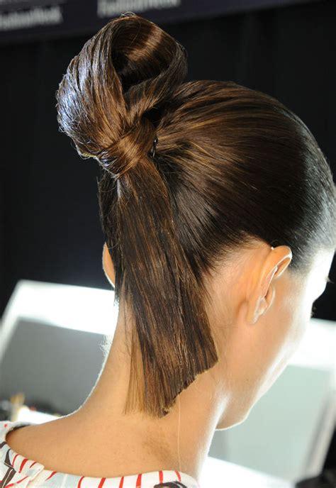 This Weeks New Haircuts new york fashion week hairstyles 2015 summer
