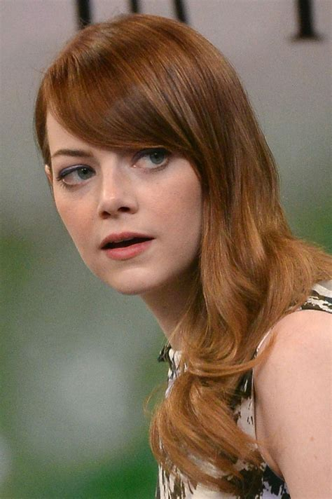 Emma Stone at Good Morning America in New York City - July