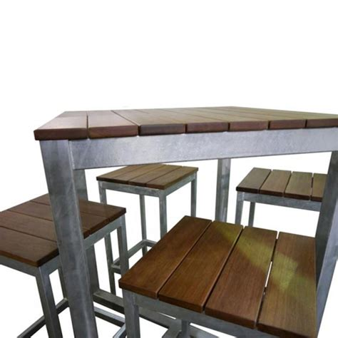 Outdoor Bar Furniture Carita Outdoor Bar Furniture Pub Table And Bar Stools