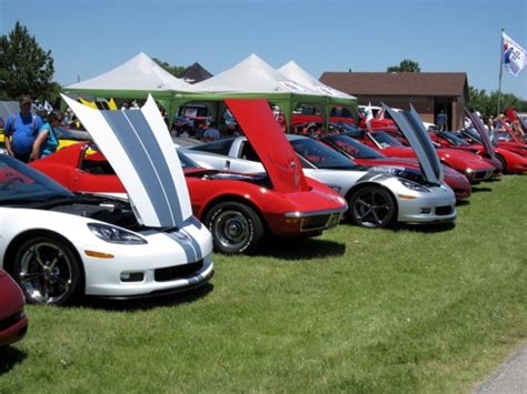 national council of corvette clubs nccc east ohio region 2017 autos post