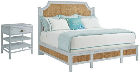 coastal living bedroom furniture coastal living resort sea salt water meadow bedroom set