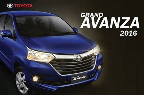 Side Air Flow Grand Avanza 2017 harga toyota avanza april 2017 samarinda kaltim 081254545299 085390277953 toyota