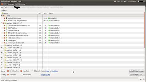 install android sdk ubuntu linux error when installing android sdk on ubuntu 12 04 64bit stack overflow