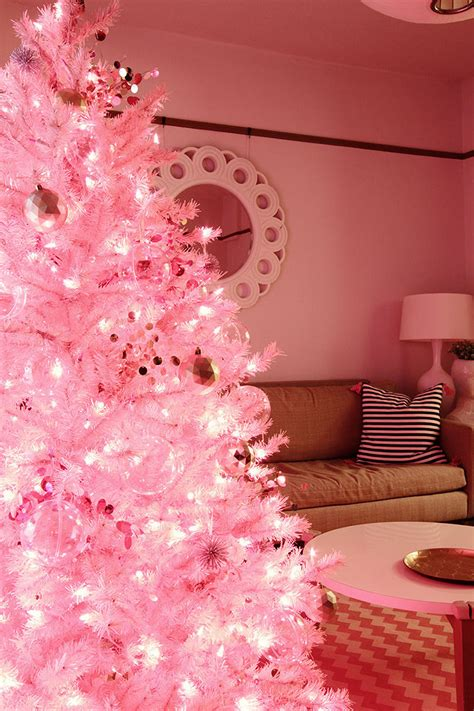 pink christmas tree pictures   images  facebook tumblr pinterest  twitter
