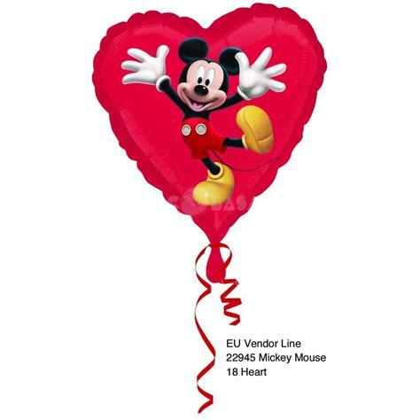 Balon Foil Mickey Mouse Minnie Mouse Kotak 45 Cm By Queenballoon winnie foil balloon 18 quot 45cm amscan
