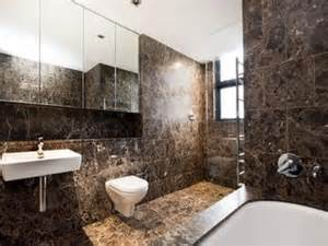 granit badezimmer modern bathroom design with recessed bath using granite