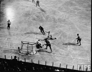 Old time hockey the soft european