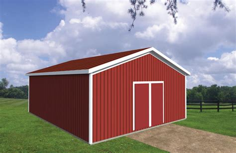 Shed Packages Shed Garage Pole Barn Packages Gnh Lumber Co